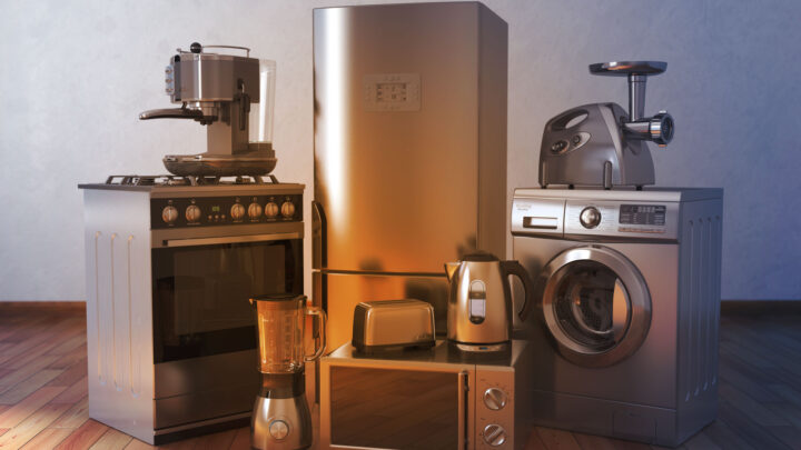 Kitchen area Devices - The Advantages of a Stand Mixer