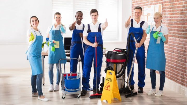 Working With a House Cleaning Company A List of Advantages